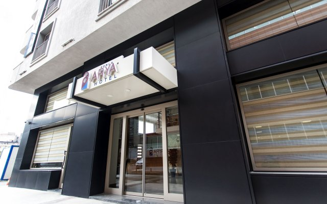 Perla Arya Hotel вид на фасад
