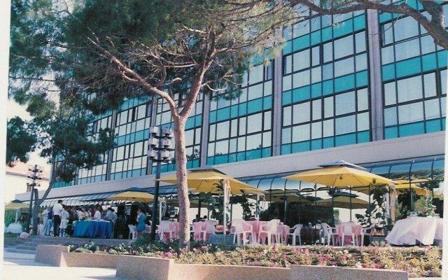 Отель Haifa Bay View Хайфа вид на фасад