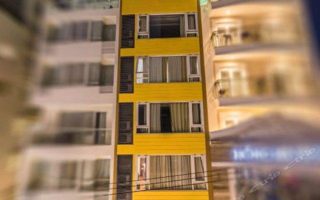 Le Soleil Hotel Nha Trang Нячанг вид на фасад