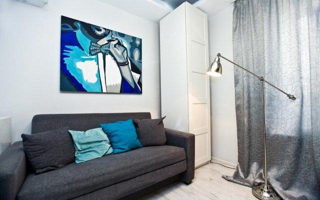 Отель Design Suites Kievskaya Москва комната для гостей