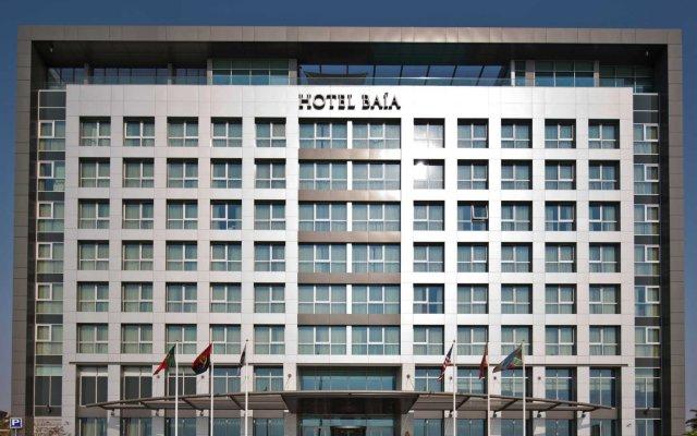Hotel Baía вид на фасад