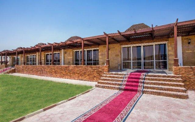 Отель Golden 5 Paradise Resort Египет, Хургада - отзывы, цены и фото номеров - забронировать отель Golden 5 Paradise Resort онлайн вид на фасад