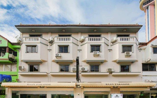 Отель Baan Paradise вид на фасад