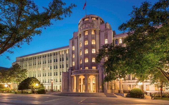 Отель Sofitel Legend Peoples Grand Xian вид на фасад