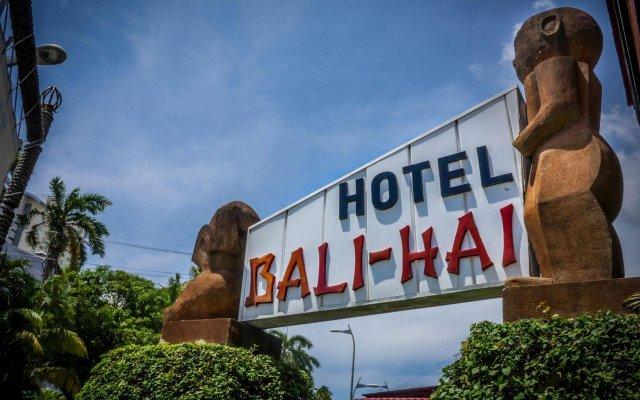 Bali-Hai Hotel вид на фасад