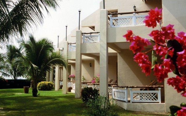 Отель Sai Gon Mui Ne Resort вид на фасад
