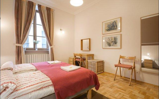 Отель P&O Podwale Apartments Польша, Варшава - отзывы, цены и фото номеров - забронировать отель P&O Podwale Apartments онлайн комната для гостей