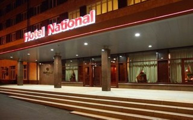 Гостиница Националь Харьков вид на фасад