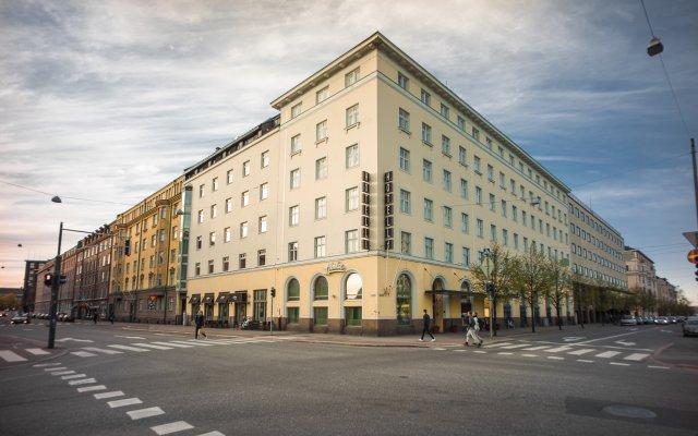 Отель Helka Финляндия, Хельсинки - 13 отзывов об отеле, цены и фото номеров - забронировать отель Helka онлайн вид на фасад