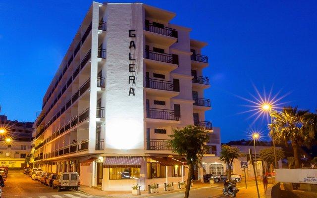 Hotel Galera вид на фасад
