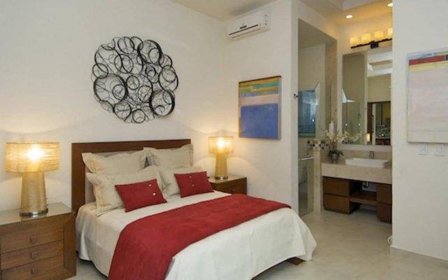 Отель V399 Penthouse by VallartaStays комната для гостей