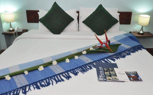 Отель Pier 42 Boutique Resort & Spa Таиланд, Пхукет - 1 отзыв об отеле, цены и фото номеров - забронировать отель Pier 42 Boutique Resort & Spa онлайн вид на фасад