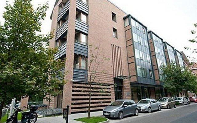 Отель Regnum Residence Будапешт парковка