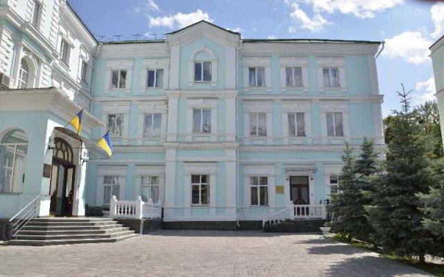 Отель Residence 10 of Law Academy Харьков вид на фасад