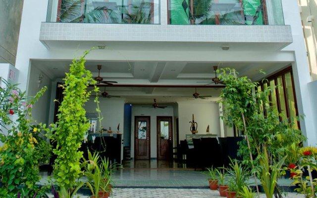 Отель Eve Caurica Мальдивы, Мале - отзывы, цены и фото номеров - забронировать отель Eve Caurica онлайн вид на фасад