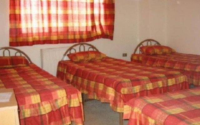 Farah Hotel комната для гостей