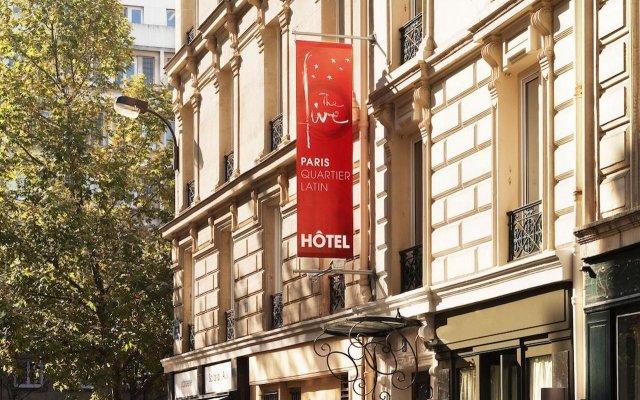 Отель The Five Hotel Франция, Париж - отзывы, цены и фото номеров - забронировать отель The Five Hotel онлайн вид на фасад