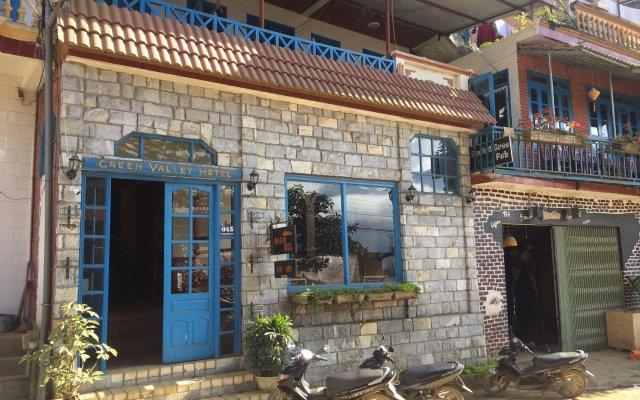 Отель Green Valley Hotel Вьетнам, Шапа - отзывы, цены и фото номеров - забронировать отель Green Valley Hotel онлайн вид на фасад
