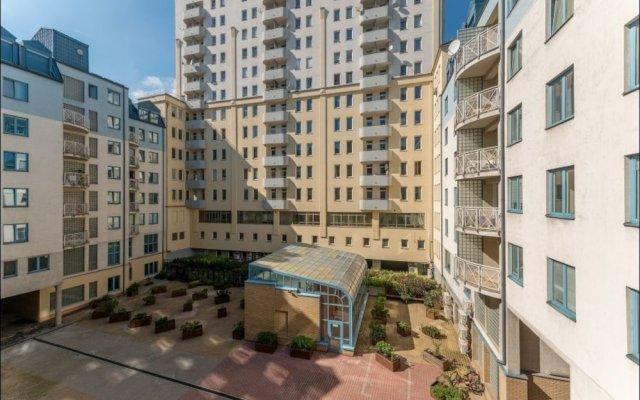 Апартаменты P&O Apartments Plac Europejski 2 вид на фасад