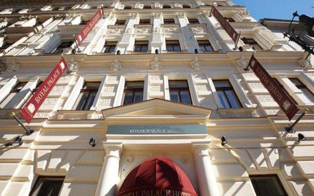 Luxury Family Hotel Royal Palace вид на фасад