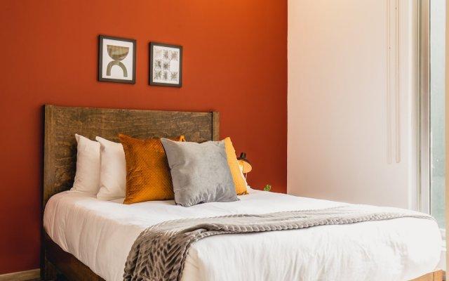 Отель Luxurious 3 BR 2 BA in Chic Polanco District Мексика, Мехико - отзывы, цены и фото номеров - забронировать отель Luxurious 3 BR 2 BA in Chic Polanco District онлайн