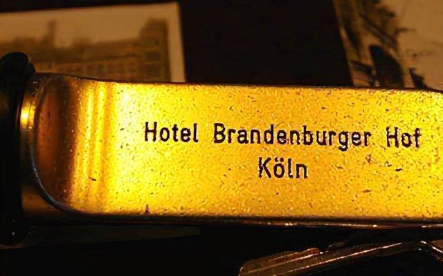 Hotel Brandenburger Hof вид на фасад