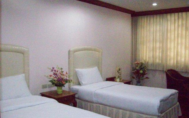 Отель Mg Mansion Бангкок комната для гостей