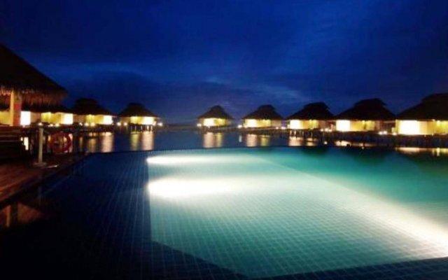Отель Ellaidhoo Maldives by Cinnamon вид на фасад
