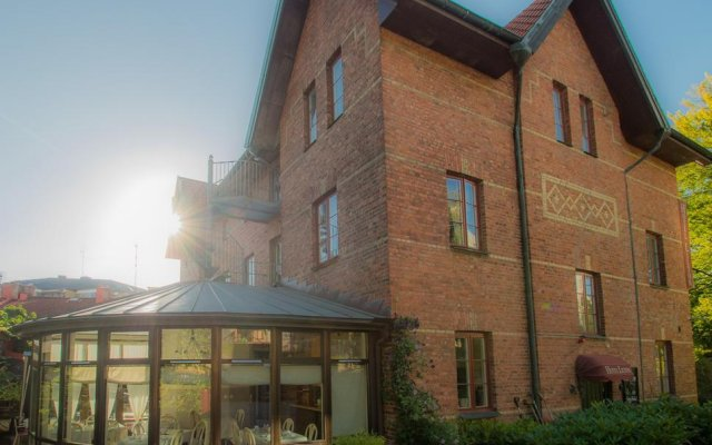 Отель Lilton Швеция, Гётеборг - отзывы, цены и фото номеров - забронировать отель Lilton онлайн вид на фасад