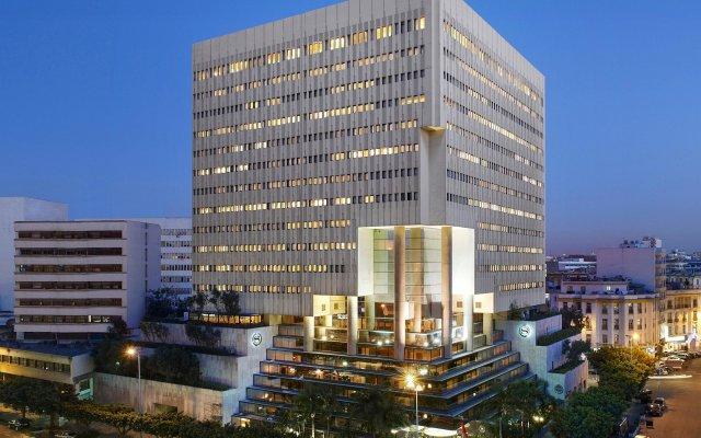 Sheraton Casablanca Hotel & Towers вид на фасад