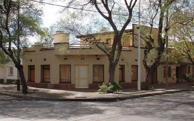 Отель Virginia Departamentos Сан-Рафаэль вид на фасад