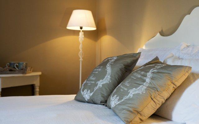 Отель Guest House - BluLassù Rooms комната для гостей