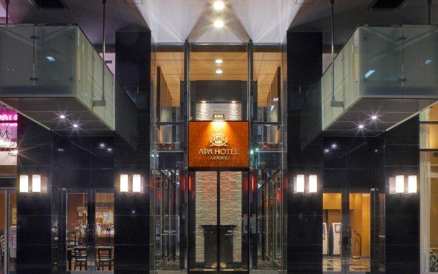 APA Hotel Ningyocho-Eki-Kita вид на фасад