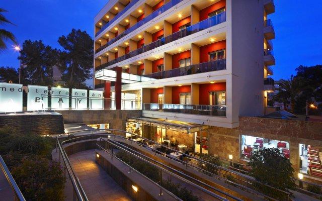 Отель Mediterranean Bay - Только для взрослых вид на фасад