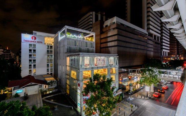 I Residence Hotel Silom вид на фасад
