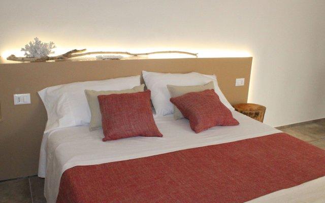 Отель Tracce di Salento Лечче комната для гостей