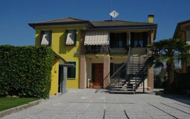 Отель Alloggi Marin Италия, Мира - отзывы, цены и фото номеров - забронировать отель Alloggi Marin онлайн вид на фасад