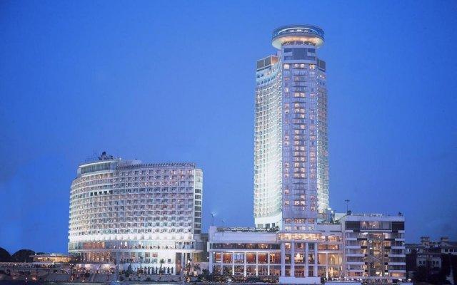 Отель Grand Nile Tower вид на фасад