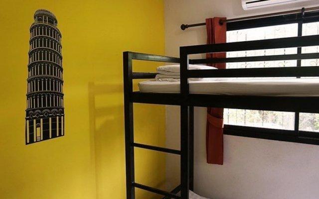 M Hostel Lanta вид на фасад