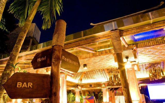 Отель Areca Resort & Spa вид на фасад