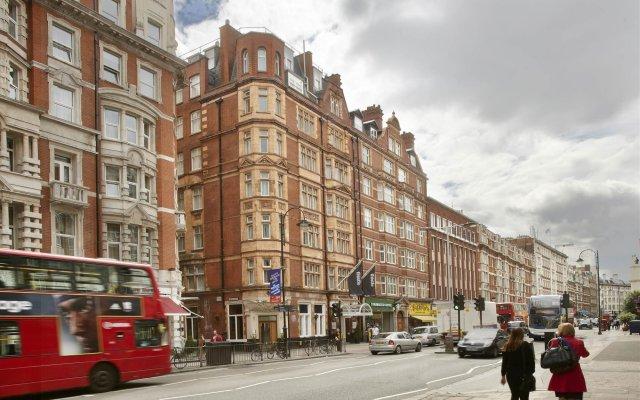Отель Thistle Bloomsbury Park вид на фасад