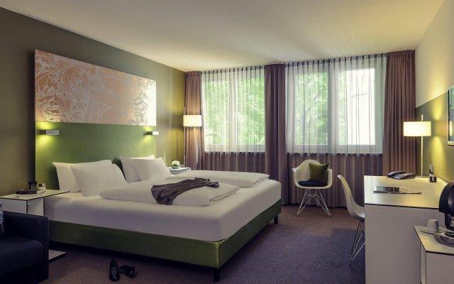 Отель Congress Hotel Mercure Nürnberg an der Messe Германия, Нюрнберг - отзывы, цены и фото номеров - забронировать отель Congress Hotel Mercure Nürnberg an der Messe онлайн комната для гостей