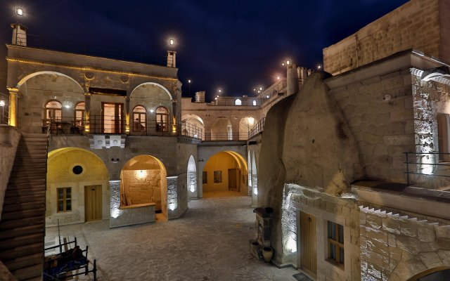 Бутик- Mahzen Cave Турция, Ургуп - отзывы, цены и фото номеров - забронировать отель Бутик-Отель Mahzen Cave онлайн вид на фасад