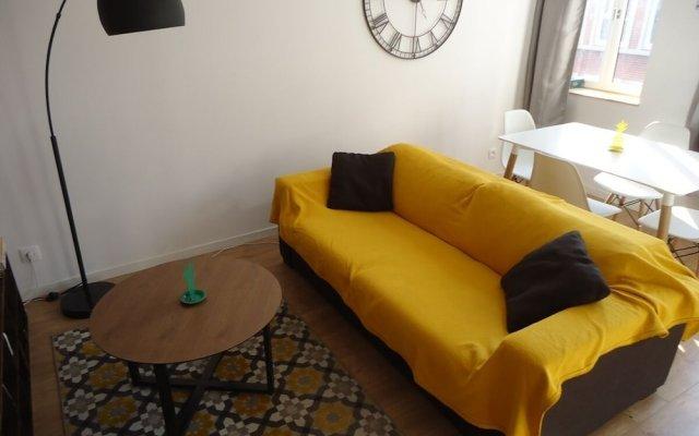 Appartement Lille/1ch/stationnement Gratuit 1