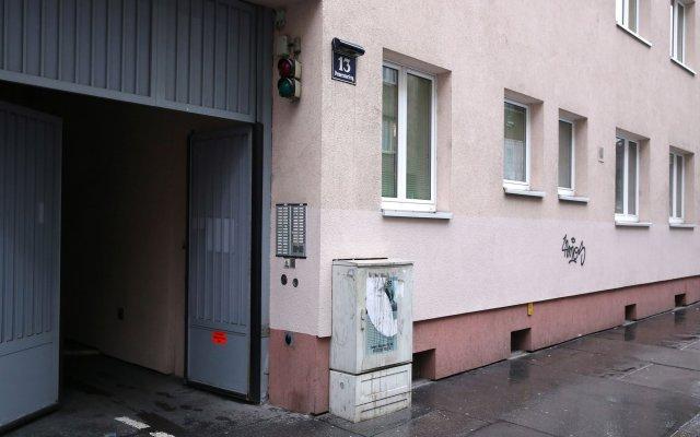 Отель Flatprovider Comfort Perner Apartment Австрия, Вена - отзывы, цены и фото номеров - забронировать отель Flatprovider Comfort Perner Apartment онлайн вид на фасад