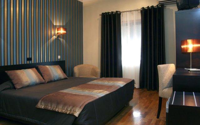 Hotel America комната для гостей