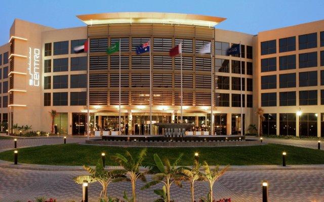 Отель Centro Sharjah ОАЭ, Шарджа - - забронировать отель Centro Sharjah, цены и фото номеров вид на фасад