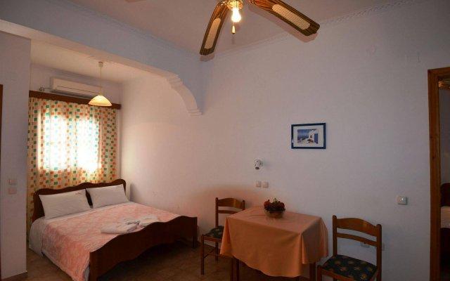 Отель Villa Georgia Греция, Остров Санторини - отзывы, цены и фото номеров - забронировать отель Villa Georgia онлайн комната для гостей