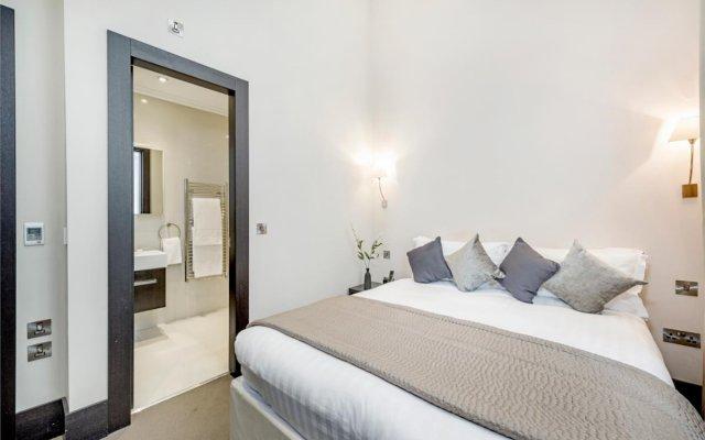 Отель 130 Queen's Gate Apartments Великобритания, Лондон - отзывы, цены и фото номеров - забронировать отель 130 Queen's Gate Apartments онлайн вид на фасад