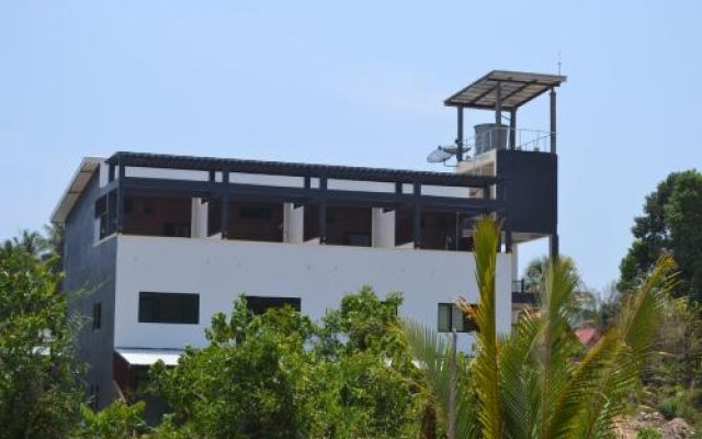 Отель Lanta Manta Apartment Таиланд, Ланта - отзывы, цены и фото номеров - забронировать отель Lanta Manta Apartment онлайн вид на фасад